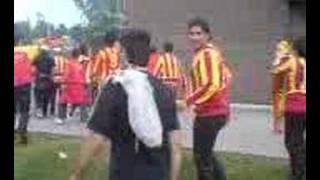 Gefe Fans (Före Matchen)