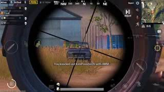 Sniper Rifle Action!   PUBG Mobile   YouTube 2