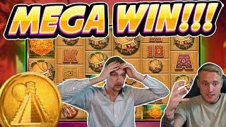 HUGE WIN!!! Temple of Treasure BIG WIN - Casino game from CasinoDaddy Live Stream