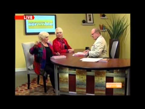Ruth & Angie McCartney on KAZT Morning Scramble