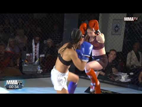 Rachel Levene vs. Ako Murata - Victory Fights, Brighton Sussex