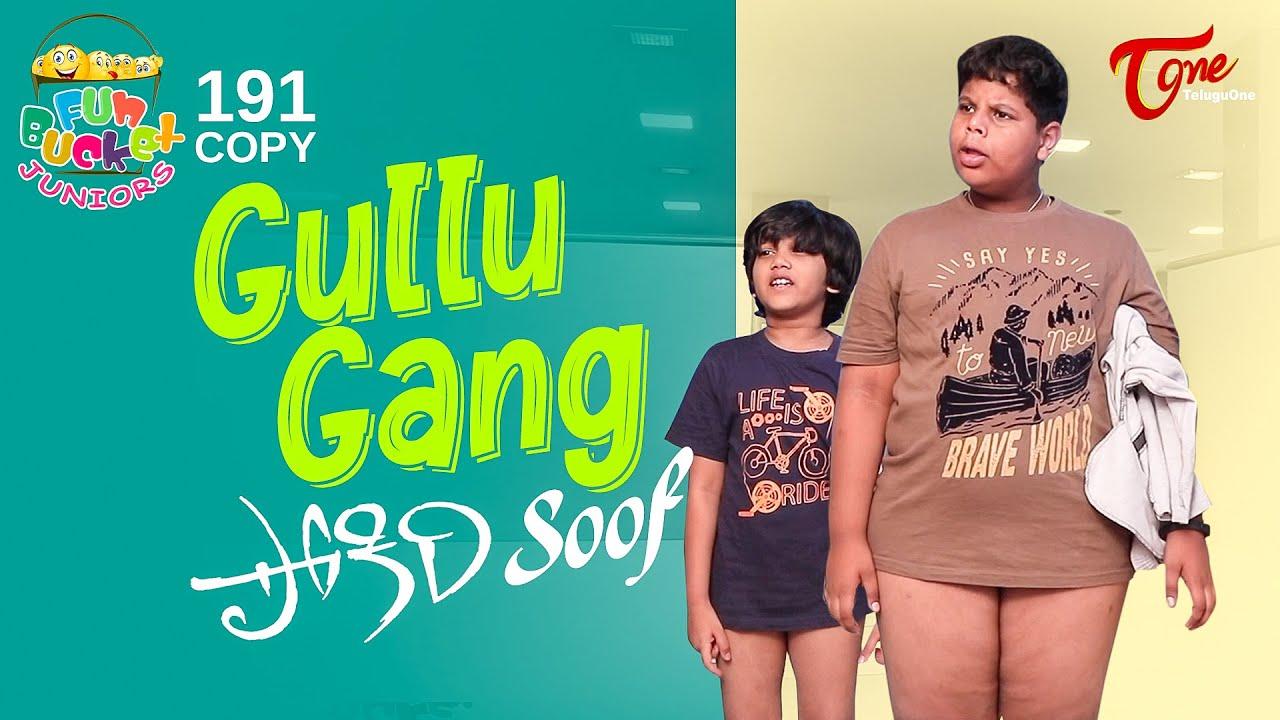 Download Fun Bucket JUNIORS | Episode 191 | Pokiri Spoof | Telugu Comedy Web Series | TeluguOne