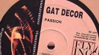 Gat Decor - Passion (Original Mix)