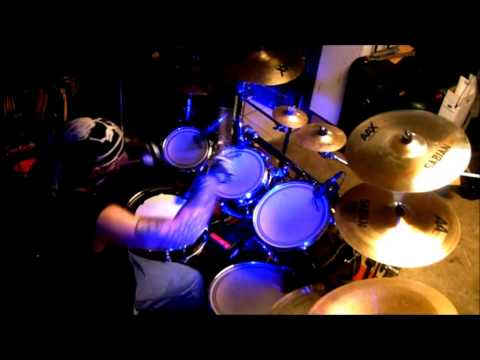 Pirates of the Caribbean (drum cover) by Alexis Kovalevski