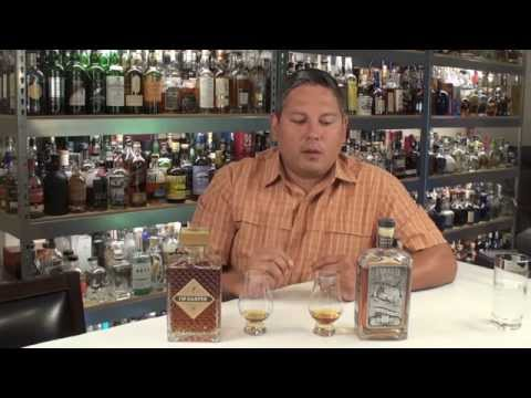 I.W. Harper & Forged Oak - 15 Year Old Bourbons Reviewed
