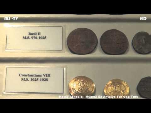 Hatay Arkeoloji Müzesi Öz Antalya Tur Gap Turu Hatay Archaeological Museum