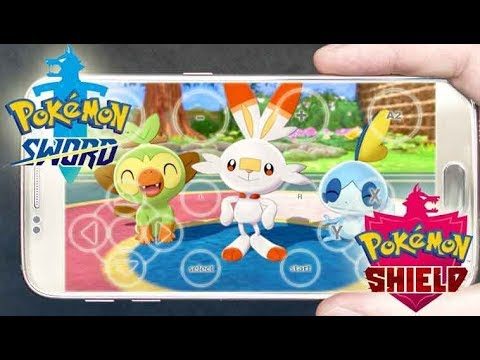 How To Play Pokemon Sword & Shield For Android, PC & Ios - 동영상