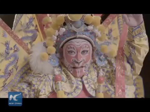 Monkey King Stars In Peking Opera Performances