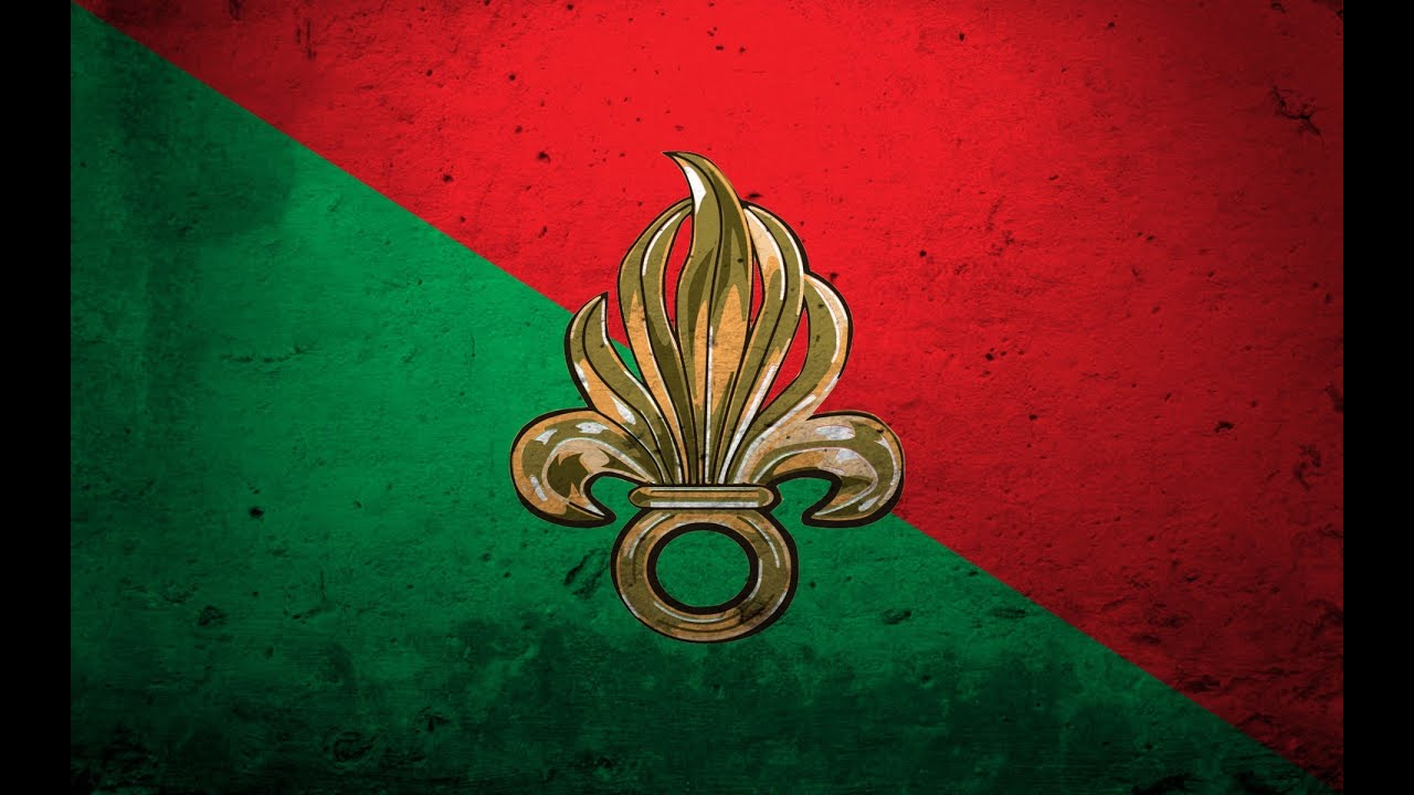 how to get into the french foreign legion