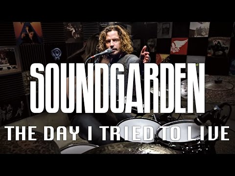 SOUNDGARDEN - THE DAY I TRIED TO LIVE (Drum Cover + Transcription / Sheet Music)