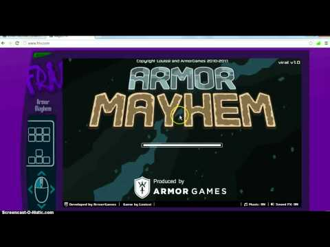 Armor mayhem -Friv-