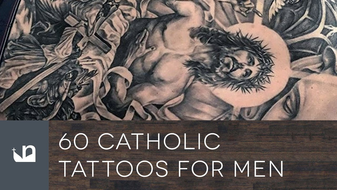Catholic tattoos for women