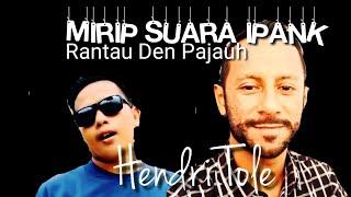 Single Terbaru -  Suaranya Merdu Rantau Den Pajauh Album Ipank