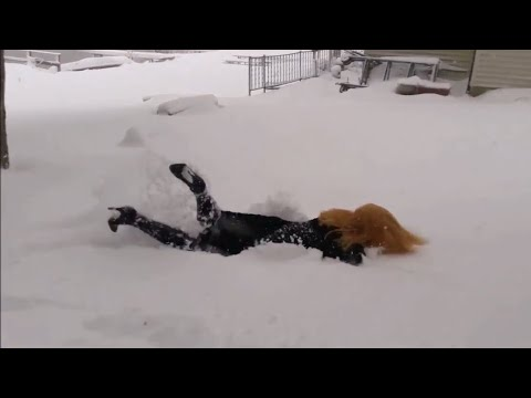 making of high heels in a blizzard | raw uncut unedited