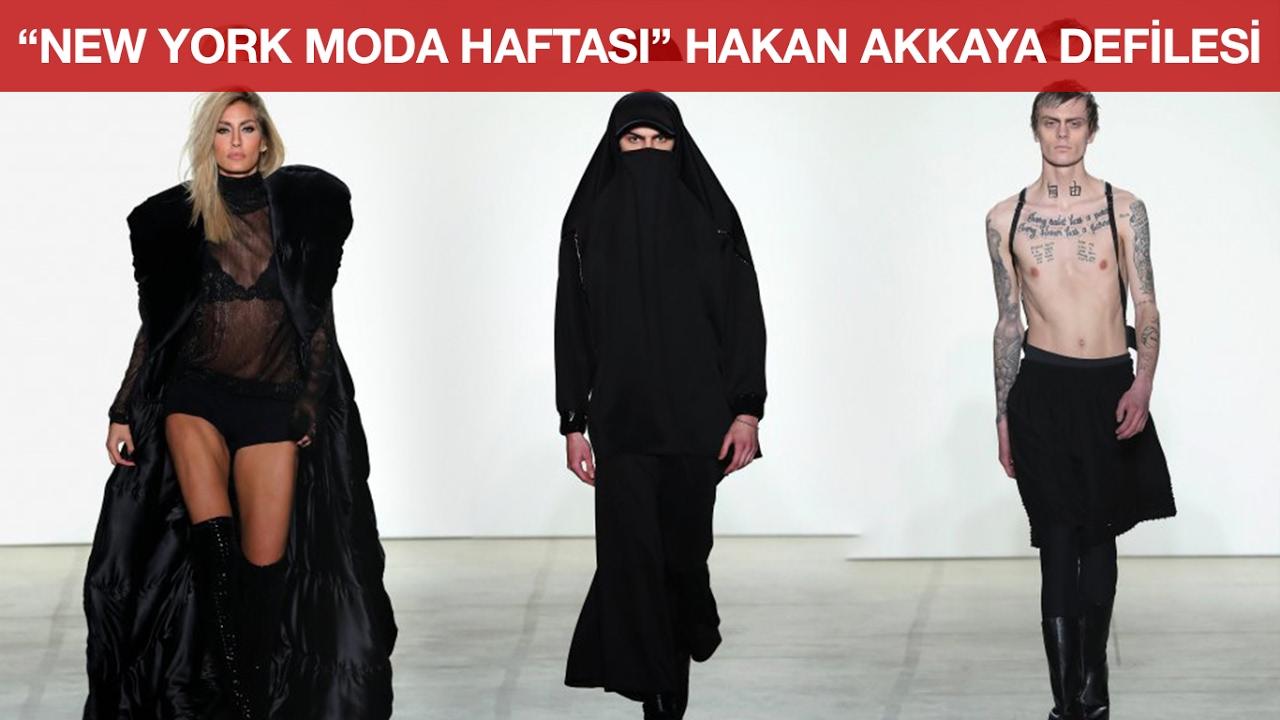 NEW YORK MODA HAFTASI