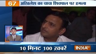 News 100 | 30th April, 2017 - India TV