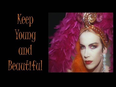 Annie Lennox - Keep Young and Beautiful (with lyrics)