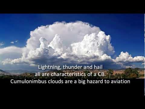 Clouds -Cloud Types - Meteorology
