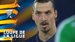 AS Saint-Etienne - Paris Saint-Germain (0-1)  (1/4 de finale) - Résumé - (ASSE - PSG) / 2014-15