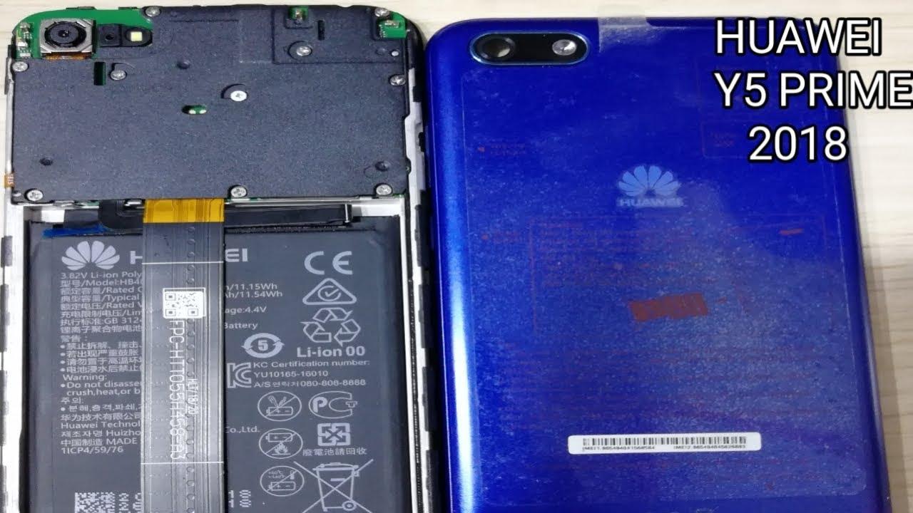 Huawei Y5 prime 2018 water dameg repair Fix