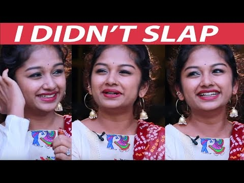 Maruvarthai Pesathe performance TIK TOK Fame Preethi Sharma