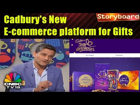 Cadbury's New E-commerce platform for Gifts | STORY BOARD | CNBC TV18