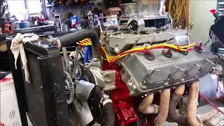 Nostaligic 426 Hemi FIRES UP!!!!