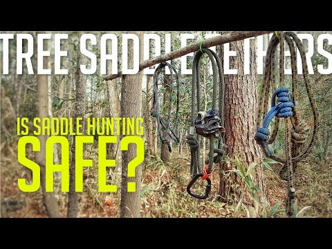 How To Use A Tree Saddle Tether