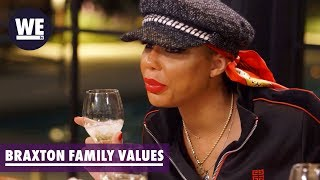 If You Don't Drink in Napa, You're Pregnant | Braxton Family Values