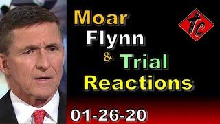Moar Flynn & Trial Reactions - Trurhification Chronicles