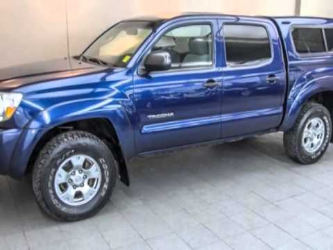 2006 Toyota Tacoma 4WD V6 SR5 DOUBLE CAB! 5 SPD MANUAL! BOX TOPPER! Truck    Guelph, ON