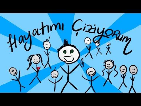 Hayatımı Çiziyorum! (Draw My Life)