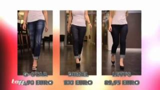 Taff Markencheck Jeans