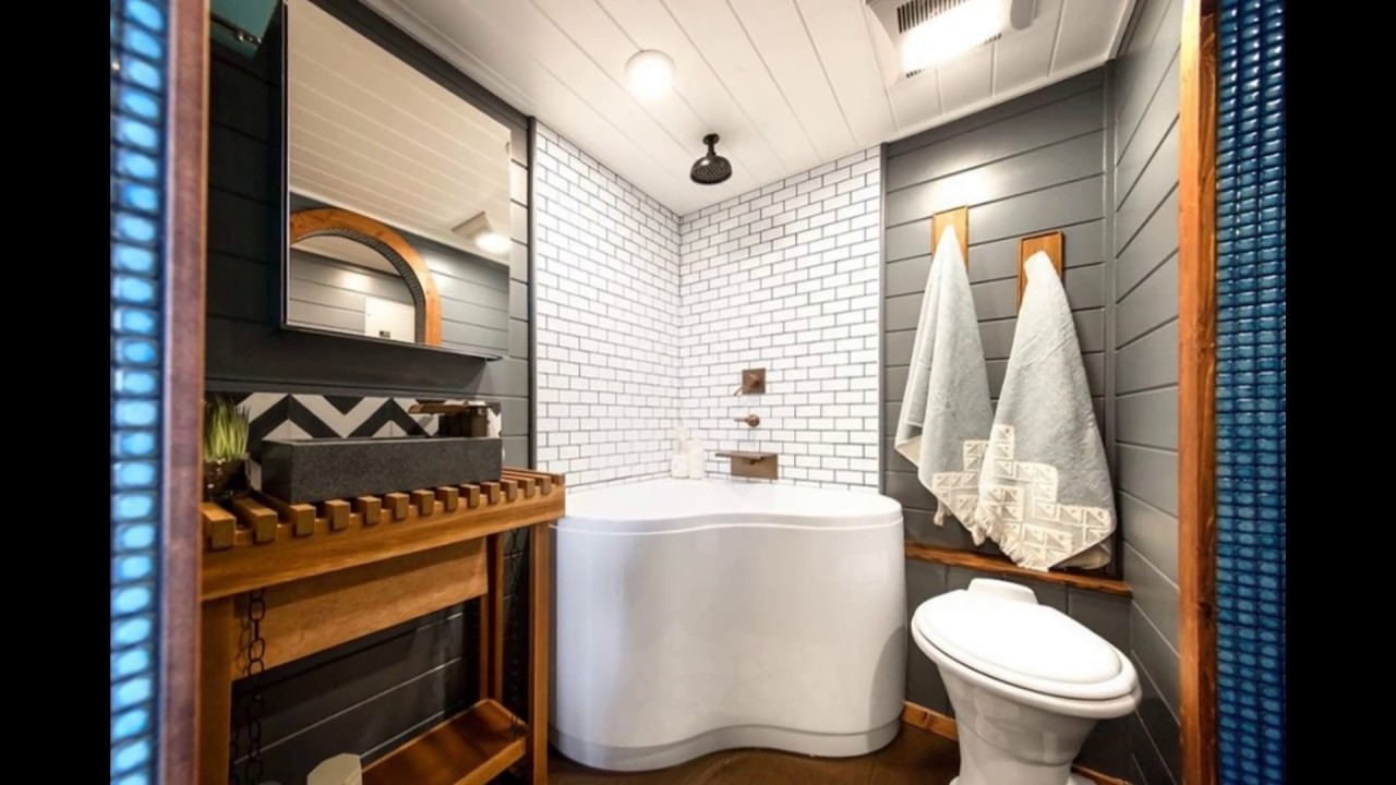 Tiny House Bathroom Ideas