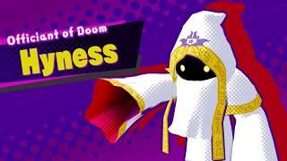 Officiant of Doom (Hyness) Boss Battle . Kirby Star Allies