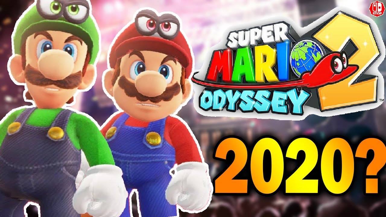 Super Mario Odyssey 2 New Features That We Want To See