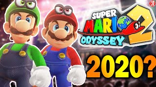 Super Mario Odyssey 2! New Features That We Want To See!