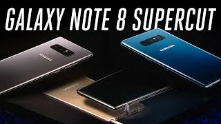 Samsung Galaxy Note 8 event in 8 minutes