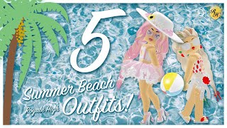 5 Cute & Fun SUMMER OUTFITS to…