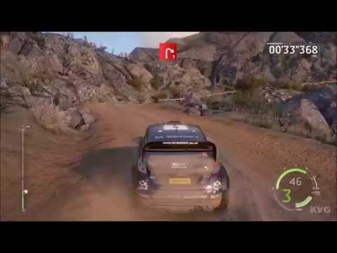WRC 6 - YPF Rally Argentina | El Condor - Copina | Gameplay (PC HD) [1080p60FPS]