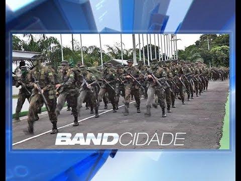 Exército comemora 370 anos com cerimônia no Comando Militar da AM