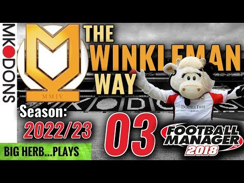 FM18 MK Dons Let's Play S6 Ep3  - THIS FORM IS CRAZY!!! Burnley & Man Utd - Football Manager 2018