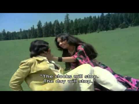 Samay Tu Dheere Dheere Chal (Eng Sub) [Full Video Song] (HD) With Lyrics - Karm