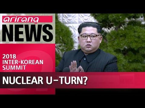 Is North Korea really making U-turn on nukes?