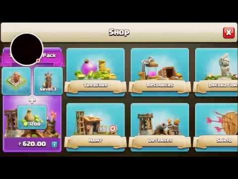 Redeem code of clash of clans for gems