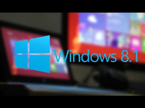УСТАНОВКА WINOWS 8.1 + драйвера + программы + настройки