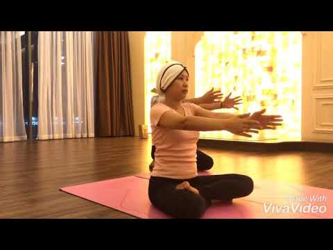 5 Minutes Yoga flow for Cancer patient day-1 / Jai yoga / Master Ajay