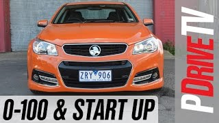 Holden VF Commodore SS V Concept 2013 Videos