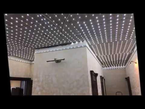 Световые потолки New Vision