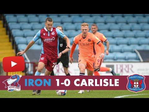 Scunthorpe Carlisle Goals And Highlights